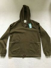 """Paul Smith RED EAR Khaki Mens Pop Over Jacket ( Hooded) - M - p2p 21"""""""