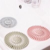 Sink Strainer Bath Kitchen Basin Drain Plug Waste Filter Hair Debris Trap - LD