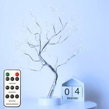 50cm Albero Luminoso Decorativo Lampada 72/108 Luci Natalizie a LED telecomando
