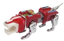 Voltron Defender of the Universe Taiwan Die-cast Metal Red Lion Loose UK