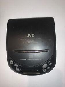 Vintage Nov 1993JVC XL-P60 Portable CD Player w/ Hyper Bass