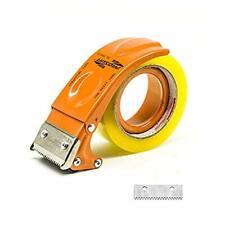 Prosun Metal Handheld 2 Inch Tape Gun Dispenser Packing Packaging Sealing Cut