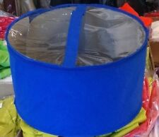Large hat box Blue