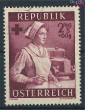 Oostenrijk 1004 gestempeld 1954 Gezondheid (9354691