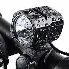 LED Bike Bicycle Light Set | Super Bright 1200 Lumen | 4 Modes, USB Rechargeable