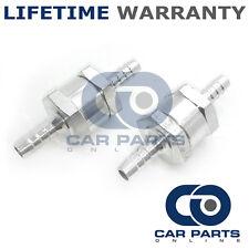 2x car bike vehicle 99% 6mm unidirectional valve