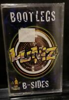 Luniz - Bootlegs & B-Sides Cassette Tape SEALED 1997 rare rap hip hop ganster