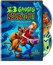 Scooby Doo: 13 Ghosts of Scooby Doo (DVD *new,Sealed*