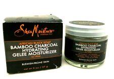 Shea Moisturizer African Black Soap Bamboo Charcoal Hydrating Gelee Moisture