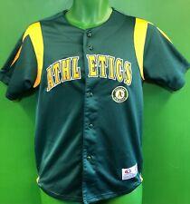J871/270 MLB Oakland Athletics A's Stitched Baseball Jersey Youth Medium 10-12