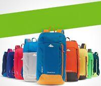 Quechua Arpenaz Backpack 10L Lightweight Water-repellent Hiking Rucksack Outdoor