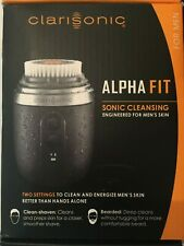 Clarisonic For Men Alpha Fit Cleansing Brush for both clean and beard face