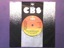 "Art Garfunkel/James Taylor/Paul Simon - (What A) Wonderful World [7""] S CBS 6061"