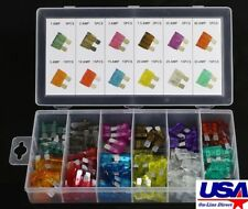 120pc 1-40 AMP Blade Fuse Assortment Auto Car Truck Motorcycle Kit ATC ATO ATM