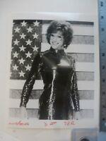 "Vintage Glossy Press Photo Dustin Hoffman ""Tootsie"" 1982"