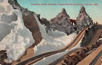 R249846 London. Franco British Exhibition. Canadian Scenic Railway. Valentine. O