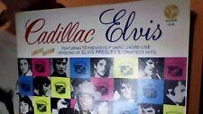 ON $ALE* CADILLAC ELVIS 1977 LTD ED TCB1-8-35 PINK VINYL IMPORT LP IN SHRINK EXC
