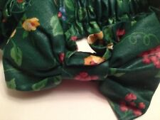 New Longaberger Small Evergreen and Floral Garter #2263210