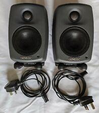 Genelec 6010A (Pair) Active Studio Monitors