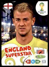 Panini Brazil 2014 Adrenalyn XL Joe Hart England UK Edition / Base card