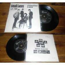 SMALL FACES - Itchycoo Park French Cover/Dutch record ORG 67' Garage Beat 67