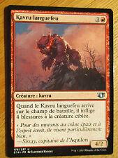 x1 Carte Magic MTG Kavru languefeu VF (Commander 2014)
