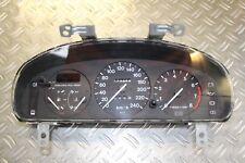 Original Mazda 323 compteur de vitesse 173tkm Combi instrument 6bb2p 119-700 7699 05-851