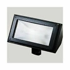 NIB Progress P5220-31 Black HPS Outdoor Landscape Flood Light Lighting Fixture