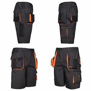 Arbeitshose Arbeitsshorts Shorts kurze Hose Sommer Hose Arbeitskleidung Gr.46-60