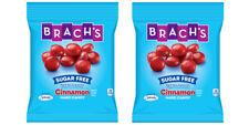 Brach's Sugar-Free Cinnamon Hard Candy - 2 Bags x 3.5 oz Each