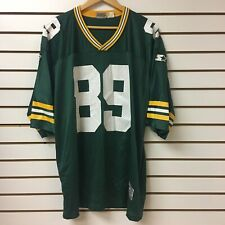 Vintage Green Bay Packers Mark Chmura Football Jersey Size 52 Starter