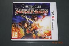 Samurai Warriors Chronicles Nintendo 3DS UK PAL **FREE UK POSTAGE**