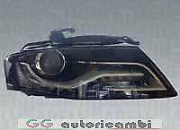 FARO DESTRO XENON D3S LED AUDI A4 07> MARELLI