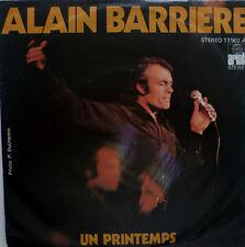 "7"" 1977 rare mint -! Alain Barriere: ONU Printemps"