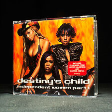 Destiny's Child - Independent Women Part 1 - music cd EP