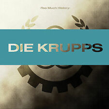 DIE KRUPPS - TOO MUCH HISTORY (NEW CD)