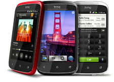 4 Pellicola per HTC Desire C Protezione Pellicole Schermo Protettiva salva LCD