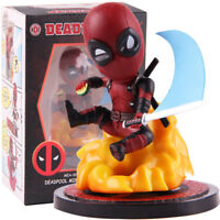Marvel Deadpool Mini Egg Attack Series MEA-004 PVC Action Figure Model Toy