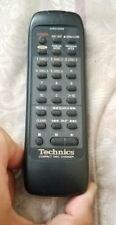 Technics Remote EUR643806 Receiver Controller