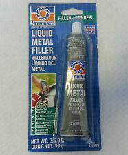 Permatex 25909 - Liquid Metal Filler - 3.5oz Tube/pack