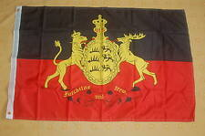 Königreich Württemberg furchtlos und treu Flagge Fahne 90 x 60 cm