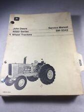 John Deere 4000 Series Tractors Service Manual---OEM Version!