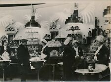 MOSCOU 1935 - Magasin Epicerie Luxe