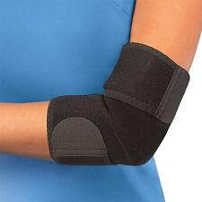 TOURMALINE THERMAL HEALTH PAIN RELIEF SELF-HEATING ELBOW BRACE PAD SUPPORT STRAP