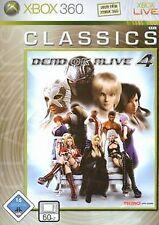 Dead or Alive 4 [Xbox Classics] von Microsoft | Game | Zustand gut