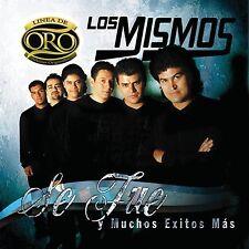 Los Mismos Se Fue Y Muchos Exitos Mas: Linea De Oro CD New Sealed