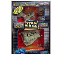 Star Wars Action Fleet Snowspeeder Luke Gunner Pilot Figure Concept EX Card