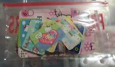 "VERY HTF! 2008 Sanrio Hello Kitty ""Pack O Stickers""! NEW"