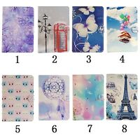 Buckle PU Leather Folio Stand Cover Soft TPU Back Case For Apple iPad Tablets PC
