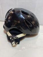 Giro G9 Jr. YOUTH Size M (55.5-59 cm) Ski Snowboard Helmet Black